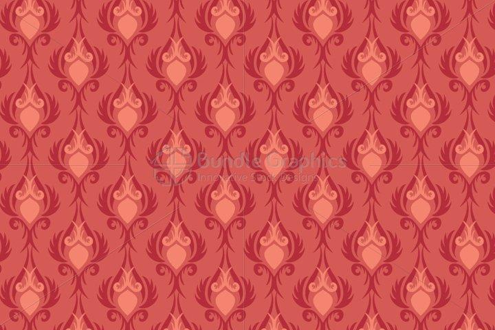 Decorative Vintage Style Seamless background