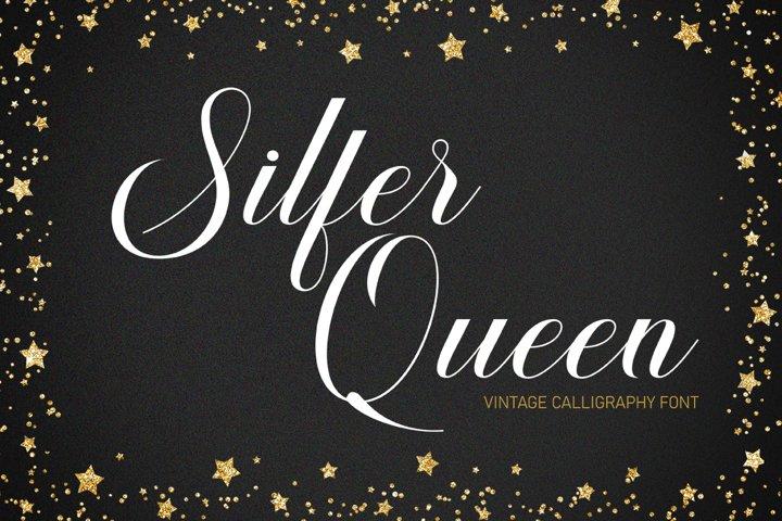 Silfer Queen Script