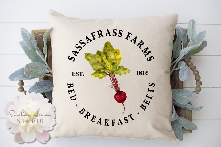 SASSAFRASS FARMS - PNG