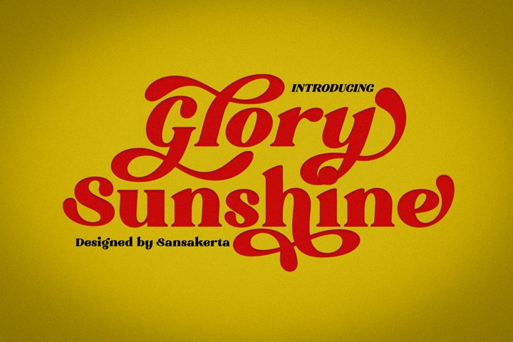 Glory Sunshine