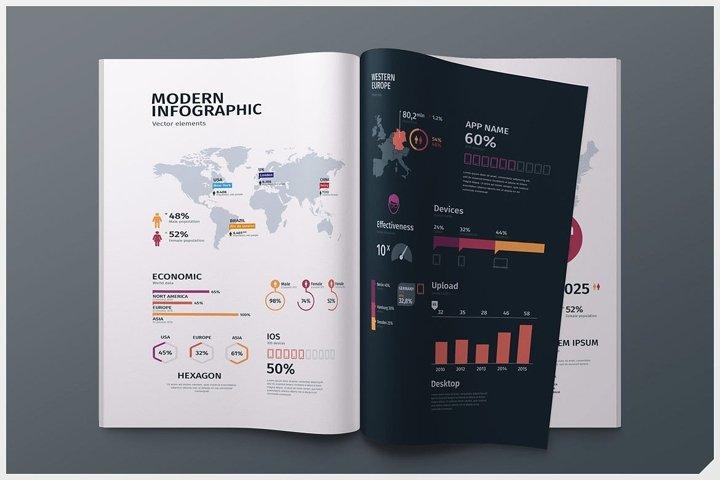 Modern infographics vol.01