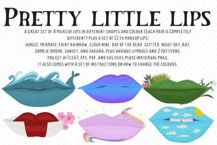 Pretty Little Lips