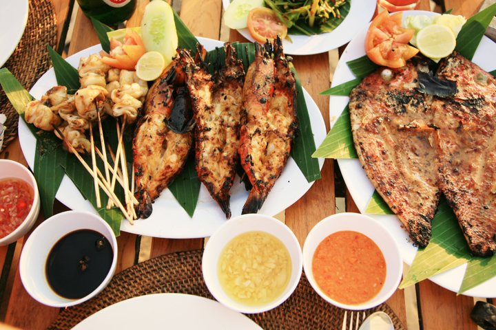 Bali Seafood Grill