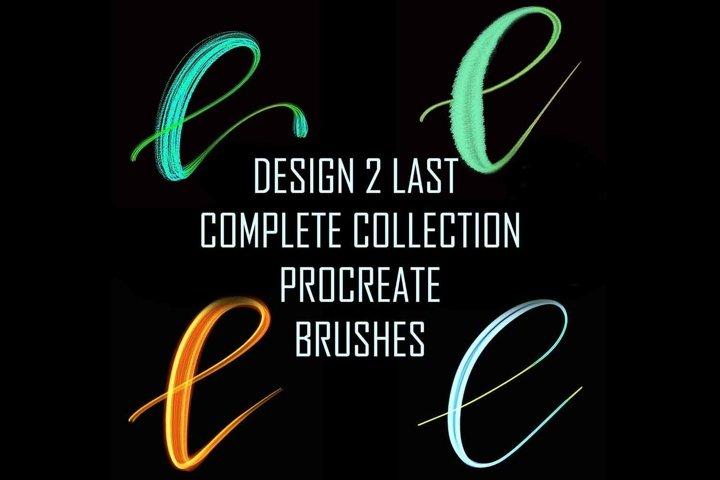 Procreate Brush bundle Complete Collection & Lifetime Update
