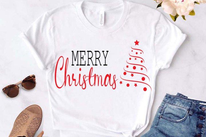 Christmas tree SVG, Christmas tree Cricut ,Christmas tree