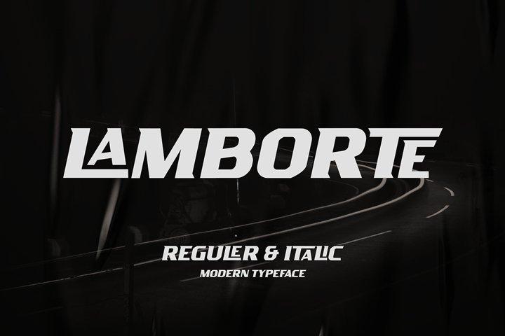 Lamborte
