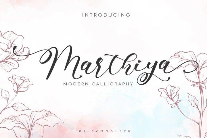 Marthiya Script