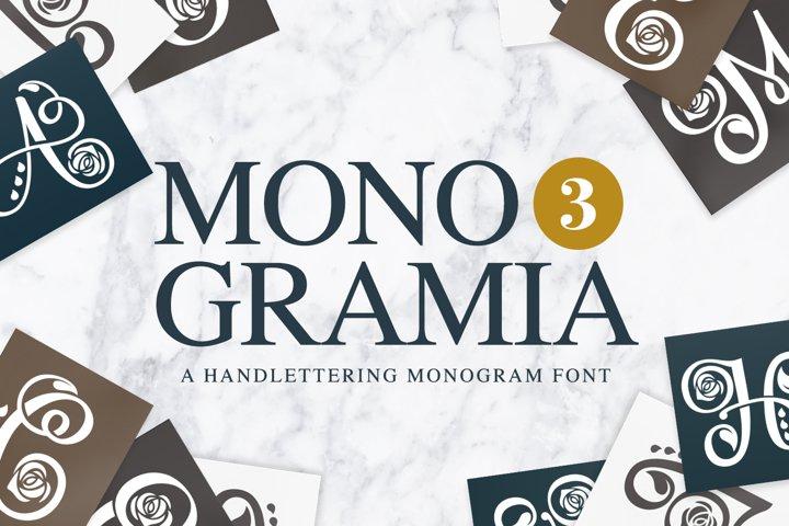 Monogramia 3