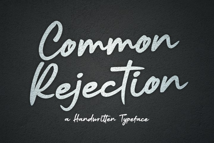Common Rejection