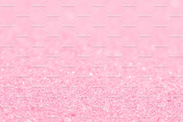 Pink glowing blur background
