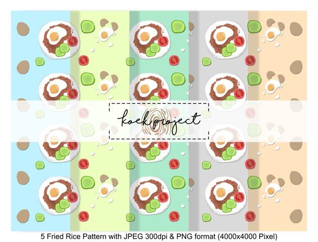 Food Pattern Pack