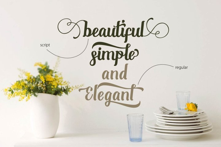 Tynabella  - Free Font of The Week Design0