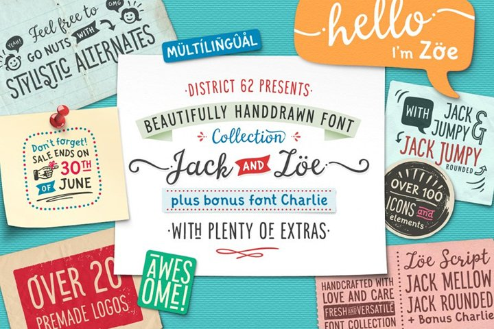 Jack & Zoe Collection
