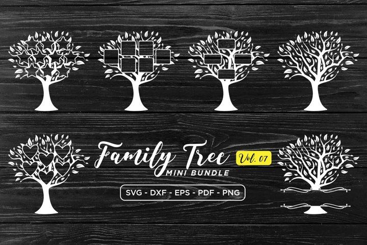 Family Tree SVG Bundle Vol 7, Family SVG, Tree SVG Bundle