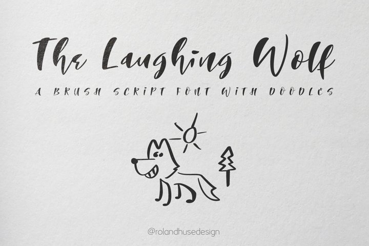 The Laughing Wolf