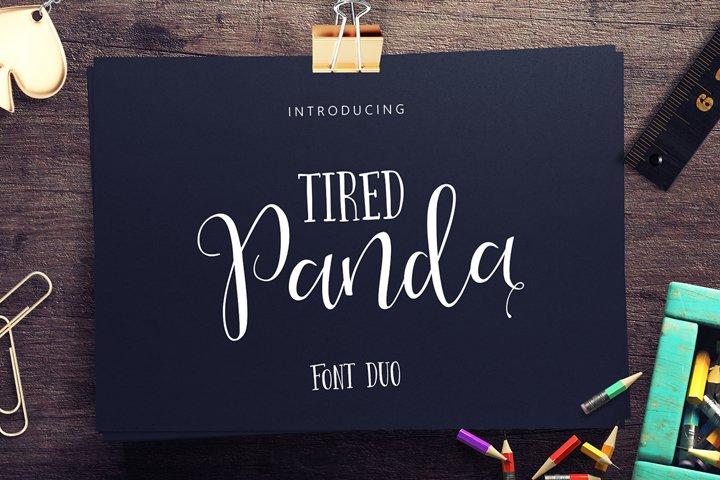Tired Panda Script