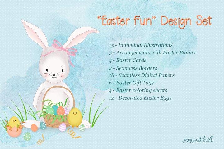 Easter Fun Design Set