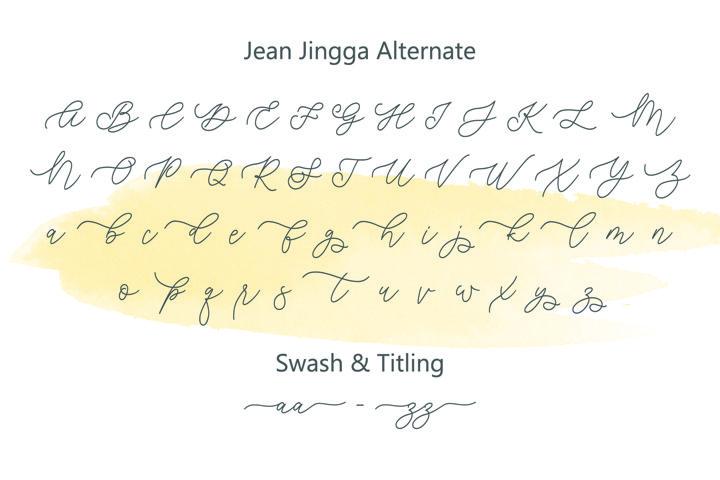 Jean Jingga example 8