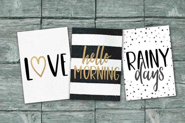 Cute, Casual, Handwritten font COOKIES - Free Font of The Week Design0