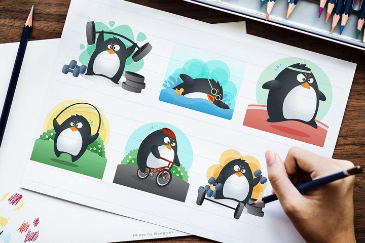 Fit Penguin