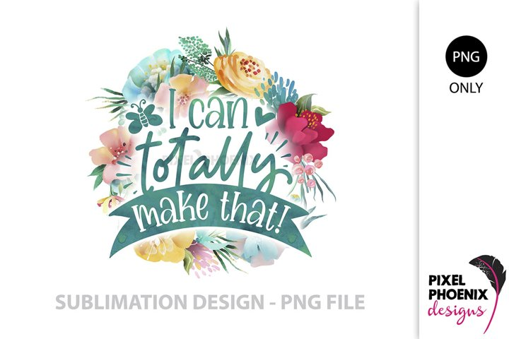 Sublimation design, Sublimation file, Craft Sublimation