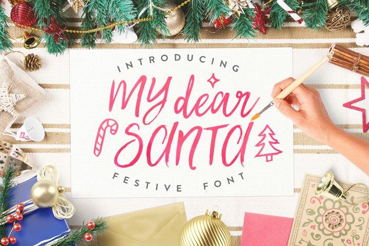 Best Christmas Font BIG UPDATE