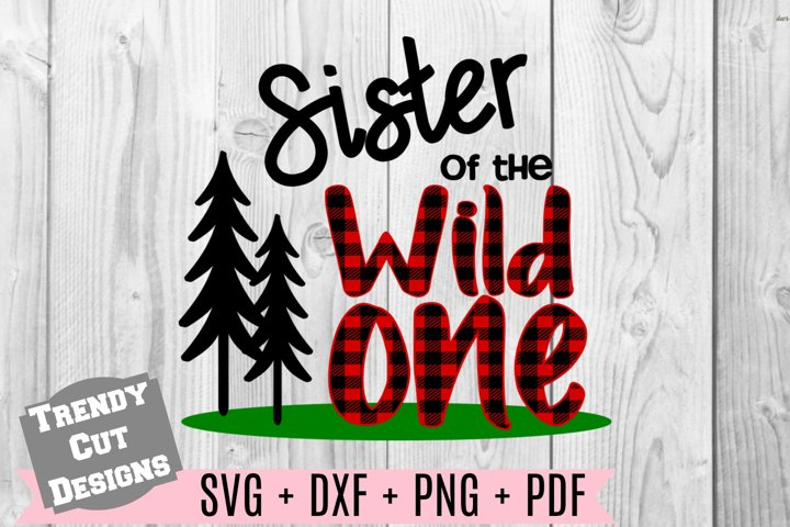 Sister of the Wild One SVG