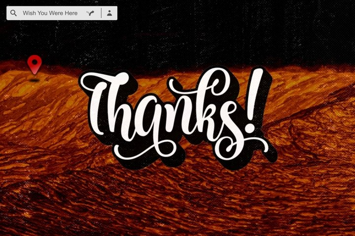 Kite Script - Free Font of The Week Design7