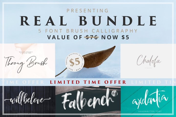 Real Bundle