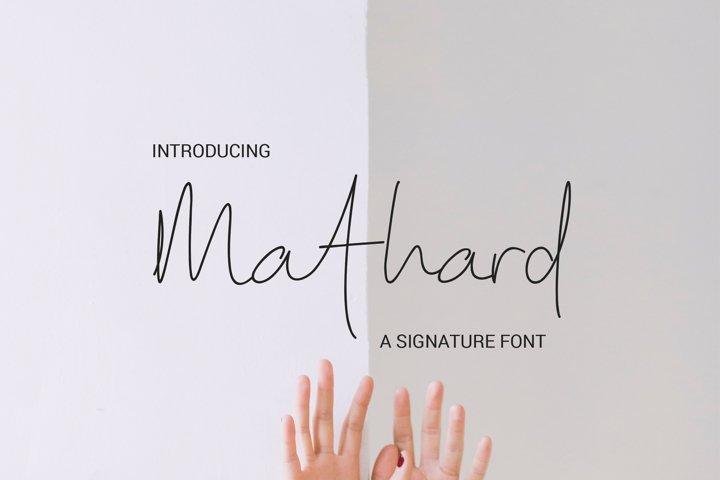 Mathard