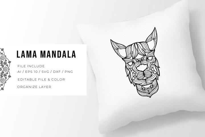 Lama | Mandala
