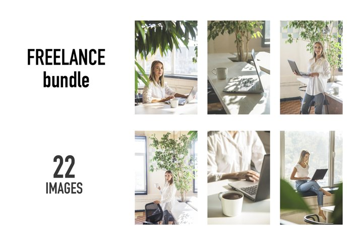 Freelance bundle - 22 images