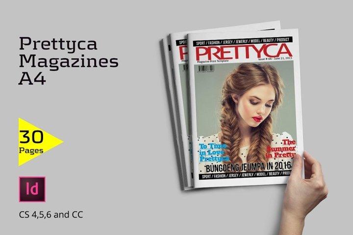 Prettyca Magazines