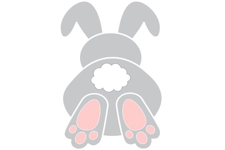Easter bunny feet svg, Rabbit feet svg, Easter svg, Easter d