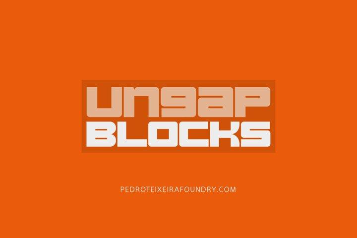 Ungap Blocks