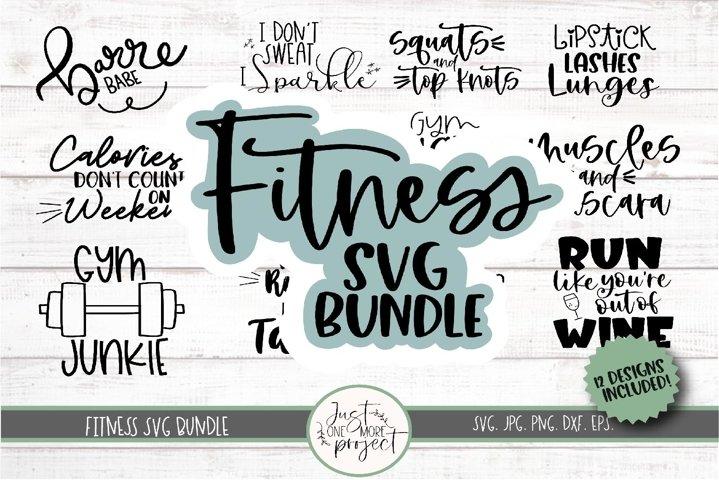 Fitness SVG Bundle, Fitness designs, Gym shirt bundle,