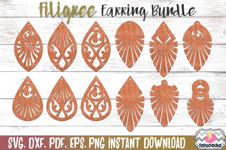 Filigree Earring Bundle