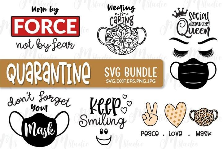 Quarantine SVG Bundle