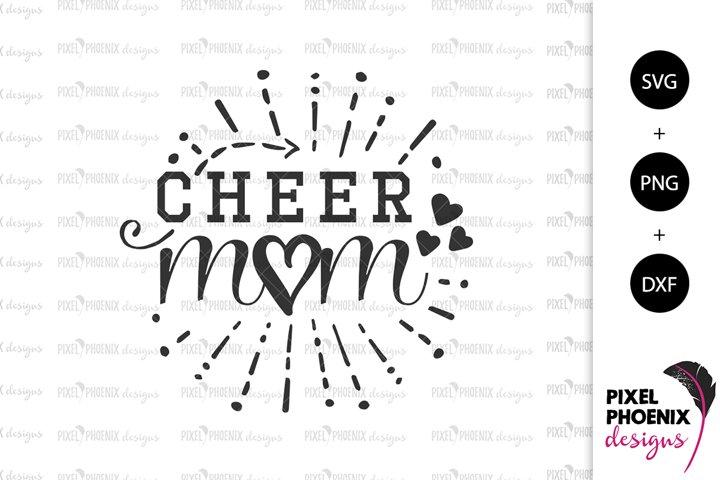 Cheer SVG, Cheerleader, Cheer Mom SVG