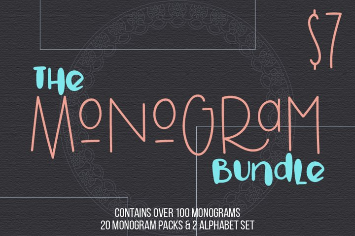 The Monogram Bundle