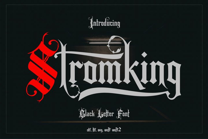 Stromking