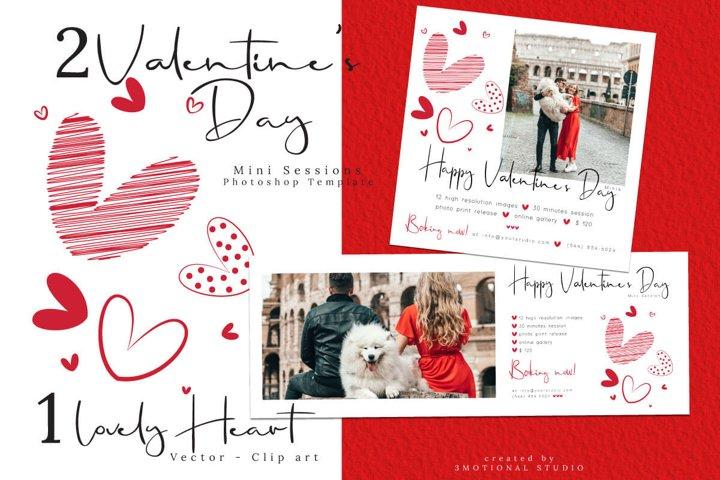 Valentines Day Marketing Template