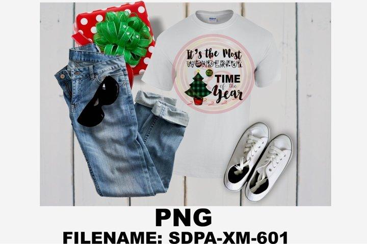 Christmas sublimation design MX-601