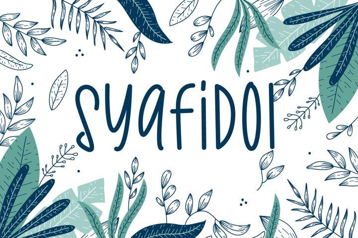 Syafidol