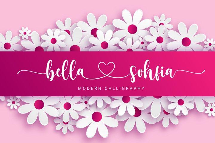 Bella Sohfia