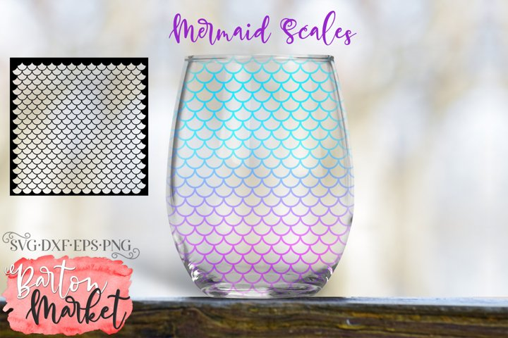 Mermaid Scales for Crafters