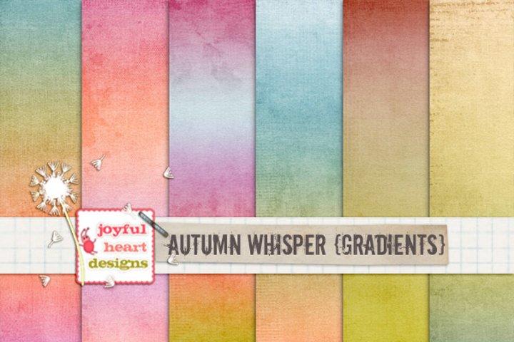 Autumn Whisper {gradients}