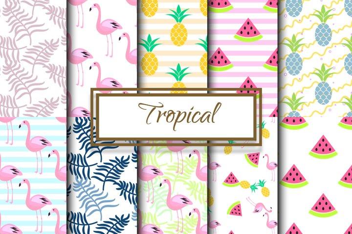 Tropical Summer Patterns