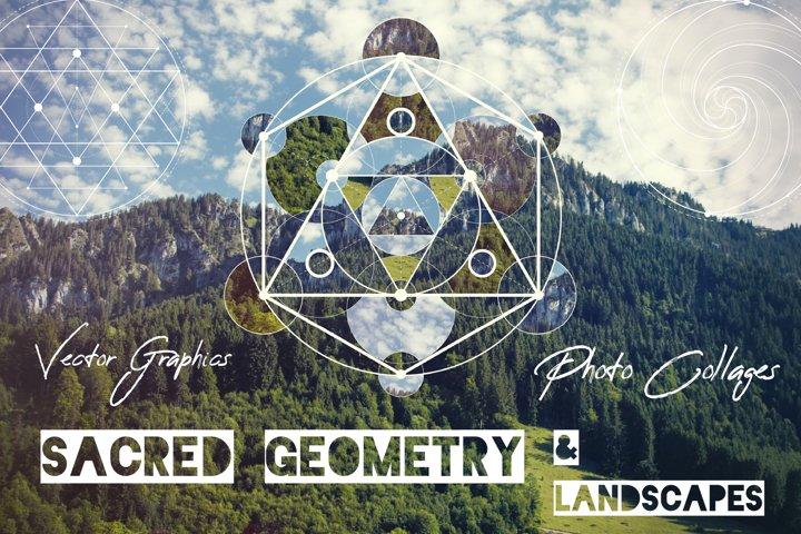 Sacred geometry unity of nature