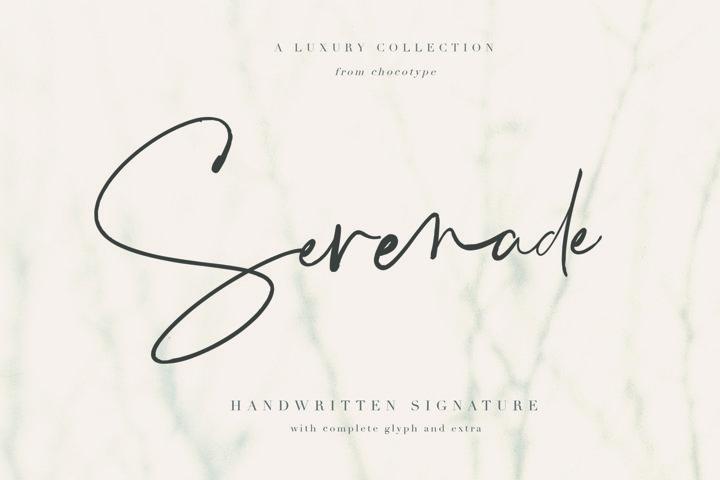Serenade Script